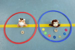 Coach Methode 2 Cirkels naast elkaar